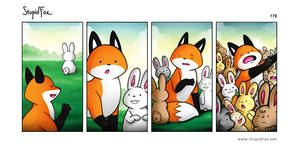StupidFox - 178 by eychanchan