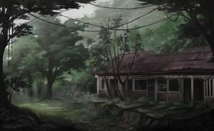 Abandon by eychanchan