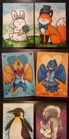 Card Commissions by eychanchan