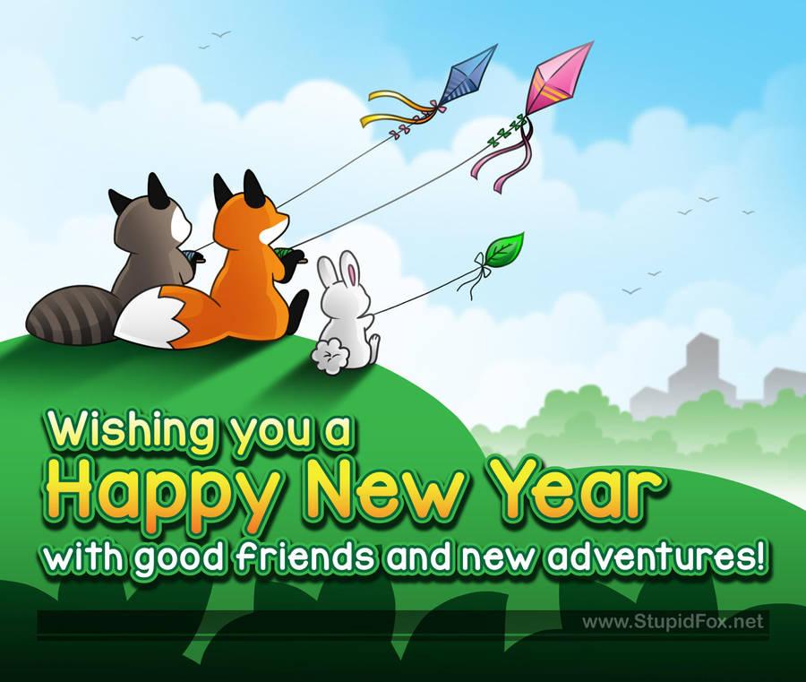 """Résultat de recherche d'images pour """"happy new year 2019 animals"""""""