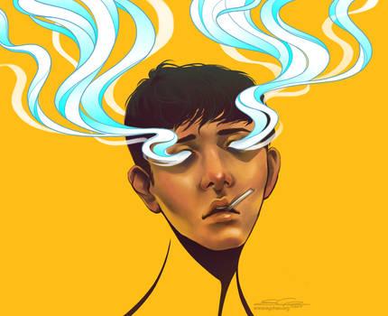Smokey Eyes by eychanchan
