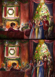 Merry Christmas! by eychanchan