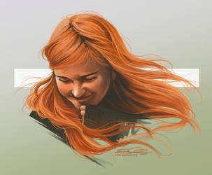 Windy by eychanchan