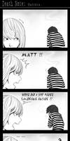 Death Note: Habits. by eychanchan