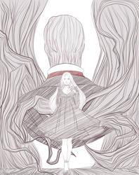 Sketchtober: Day 1 by NinaLife31