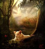 Butterfly Grove by Kerri--Jo