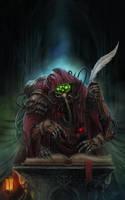 Adeptus Mechanicus by baklaher