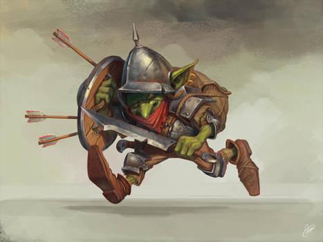 Goblin by baklaher