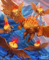 Wings of Wax by baklaher