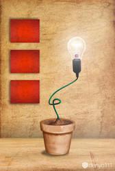 eco-bulb by denyo111