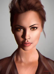Brown by ZyrSkar