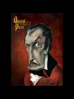 Vincent Price by JeffStahl