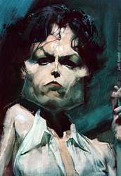 Sigourney Weaver by JeffStahl