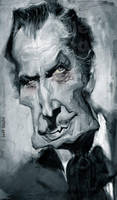 Vincent Price, by Jeff Stahl by JeffStahl