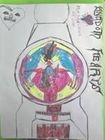 kingdom hearts 2 majora's mask by sheilded-key