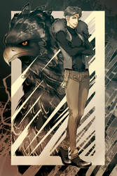 .:Grey Eagle:. by rupuceree