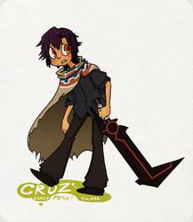 chibi Cruz commission by Rockafiller