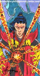 Agasha Hitogawa - Phoenix Clan by ARCHEIENGEL