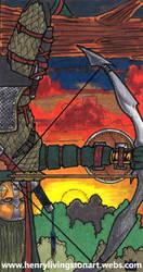 Cimeon - Ranger by ARCHEIENGEL