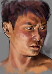 Portrait practice #50 by gojuu-art
