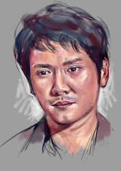 Portrait practice #60 by gojuu-art