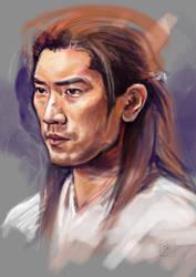Portrait practice #62 by gojuu-art