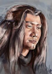 Portrait practice #31 by gojuu-art