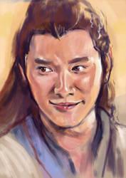 Portrait practice #56 by gojuu-art