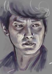 Portrait practice #57 by gojuu-art