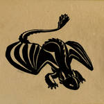 Toothless by Kivuli