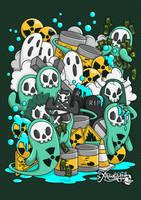 Radiation Waste by ExtremelyShane