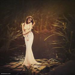 Autumn Etude by Anna-model