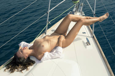 sea wind by Anna-model