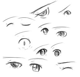 Eyes by zZJoennZz