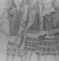 Gallagher Girls by BrokenWhenSpoken