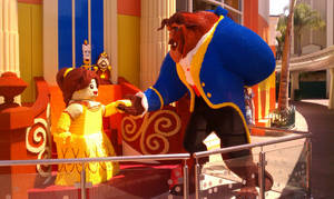 Tale As Old As Time LEGO Style by Anime-Ray