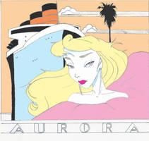Princess Aurora Nagel Style by Anime-Ray