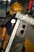 Cloud_Ex Soldier by AiridAndKaitoCosplay
