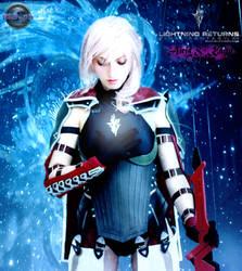 Final Fantasy XIII_Lightning Returns by AiridAndKaitoCosplay