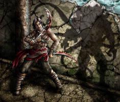 Prince of Persia: WW - Shadow by freyah