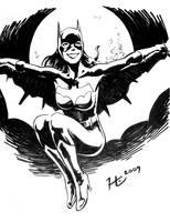 Batgirl by jeh-artist