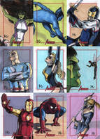 Marvel Greatest Heroes 4 by jeh-artist