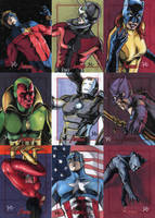 Marvel Greatest Heroes 6 by jeh-artist