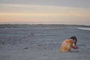 Beach Solitude by jeh-artist