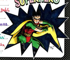 Robin by jeh-artist