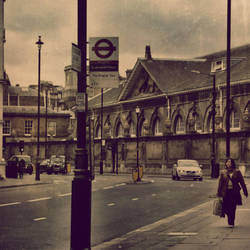 Streets of London by FlowerOfTheForest