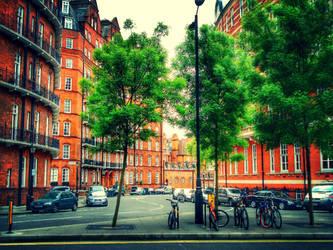 ... melancholy london ... by FlowerOfTheForest
