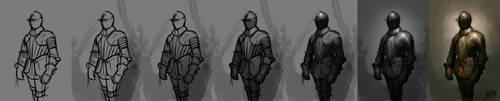 Armour 16th century - Walkthrough - Tutorial by NaamahVonhell