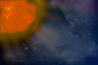 Space Wallpaper by LightningGuardian
