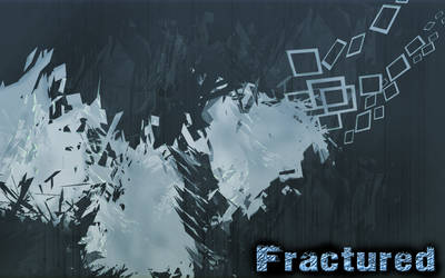 Fractured Wallpaper by LightningGuardian